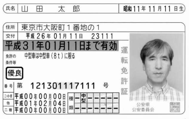 運転免許12